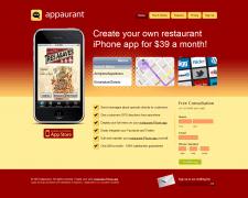 Appli pour iphone pour restaurants