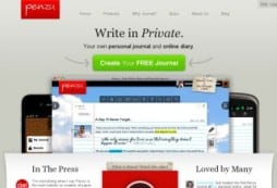 Journal privé en ligne