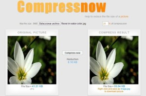Image compressee