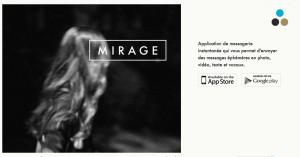 Mirage app
