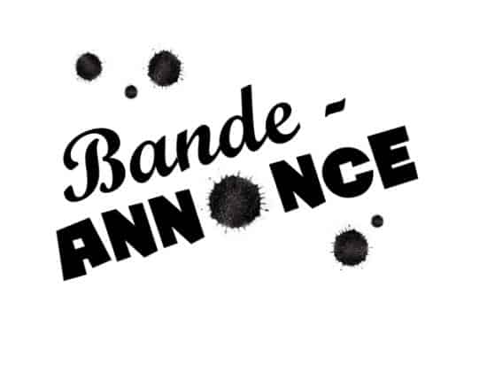 Bande annonce outils web